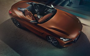 Picture BMW, top, Roadster, 2017, Z4 Concept