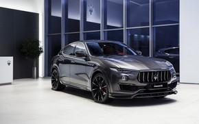 Picture Maserati, crossover, Larte Design, 2017, Levante