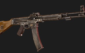 Picture Germany, Assault rifle, MKb.42(H)