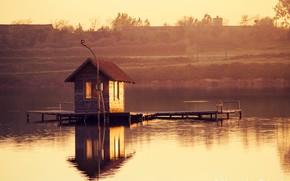 Picture house, nature, lake, romania, photograhpy, calarasi, alexandrubotezatu