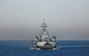 Picture ship, hovercraft, Sandstorm, Rocket