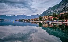 Picture mountains, Montenegro, To