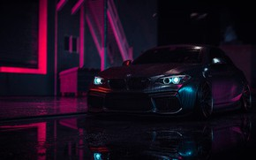 Picture Auto, The game, BMW, Machine, Car, NFS, Night, Sports car, Need for Speed 2015, Game …