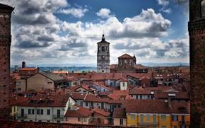 Picture Italy, Piedmont, Duomo city of Fossano