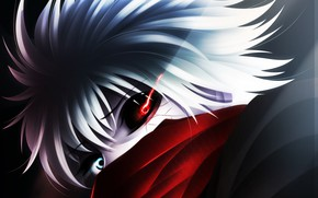 Picture look, anime, mask, Tokyo Ghoul, Tokyo ghoul