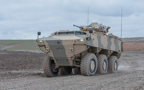 Picture turkey, 6X6, military vehicle, FNSS Pars III
