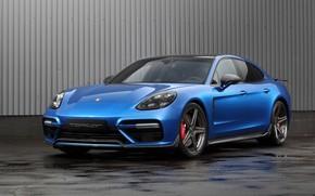 Picture Porsche, Panamera, Turbo, 2018, Ball Wed, Edition, Porsche Panamera Turbo, GT Edition, TopCar Porsche Panamera …