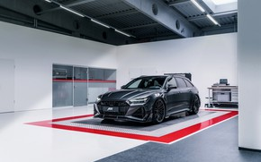 Picture Audi, ABBOT, universal, TFSI, RS 6, 2020, spezzare, RS6-R, V8 Twin-Turbo, RS6 Avant, 4.0 L., …