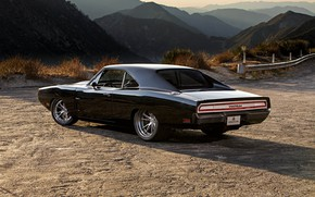 Picture Dodge, Charger, Muscle car, Custom, Tantrum