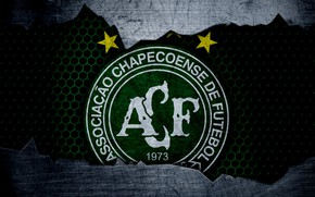 Picture wallpaper, sport, logo, football, Chapecoense