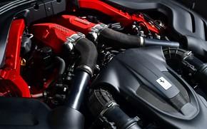 Picture engine, Ferrari, Roma, 2020, V8 twinturbo