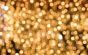 Picture background, golden, gold, gold, background, bokeh, bokeh, sparkle