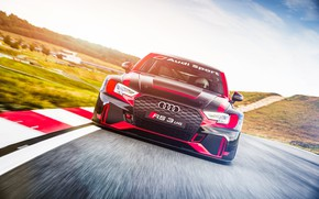 Picture Audi, Car, Race, Speed, RS3