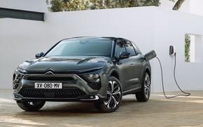 Picture citroen, electric car, SUV models, citroen c5, SUV Citroen