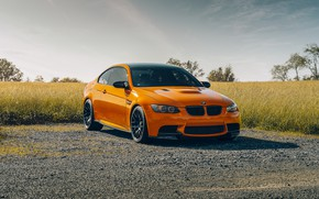 Picture design, BMW, car, the front, E92 M3