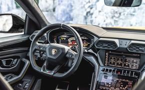 Picture Lamborghini, salon, crossover, Urus, 800, Manhart, 2019, Manhart 800