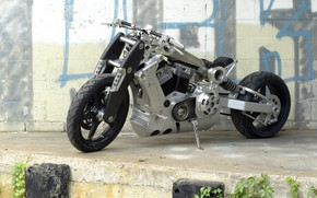Picture motorcycle, bike, motorcycle, Confederate, superbike, Confederate C120 Renaissance Fighter