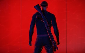 Picture the game, stealth-action, HITMAN 2