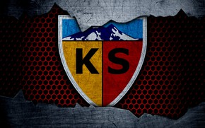 Picture wallpaper, sport, logo, football, Kayserispor