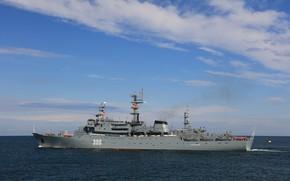 Picture ship, training, Smolny