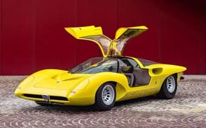 Picture concept, the concept, 1969, Alfa Romeo, Pininfarina, sports car, sports car, Alfa Romeo 33/2 Coupe …