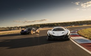 Picture Track, Hypercar, Two cars, Apollo IE