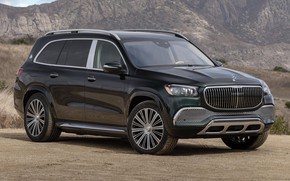 Picture Mercedes, Maybach, Class, GLS, 2021