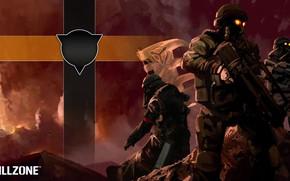 Picture killzone, killzone 3, helghast, killzone 2