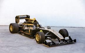 Picture Lotus, Formula 1, Exos, T125, 2010-11