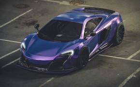 Picture Auto, Blue, Machine, Supercar, Rendering, Sports car, Mclaren, 650S, by Giacomo Geroldi, Giacomo Geroldi, L …