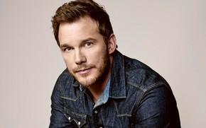 Picture look, male, Chris Pratt, shirt