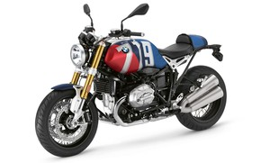 Picture Motorcycle, BMW R nineT, Colors
