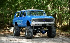 Picture Chevrolet, Suburban, Off Road
