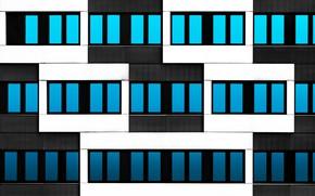 Picture house, Windows, color