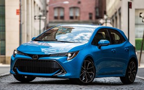 Picture Toyota, Hatchback, Corolla, XSE