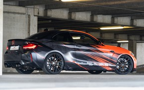 Picture tuning, coupe, BMW, side view, 2020, F87, M2, BMW M2, M2 Competition, JMS vehicle parts
