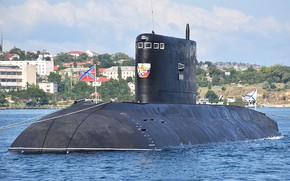 Picture boat, underwater, diesel, Krasnodar