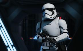 Picture star wars, stormtrooper, battlefront 2