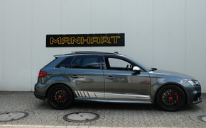 Picture Audi, side view, 500, RS3, Manhart, RS 3, 2019, Manhart 500