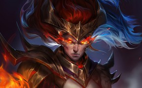Picture the demon, League Of Legends, Yasuo