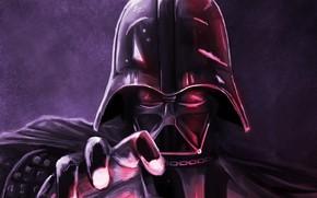 Picture Star Wars, Darth Vader, warrior, pearls