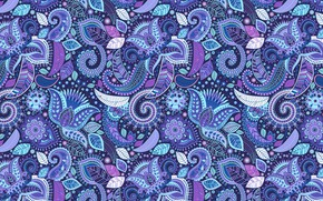 Picture background, Wallpaper, pattern, texture, Paisley, pattern, colorful