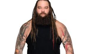 Picture tattoo, beard, wrestler, WWE, Bray Wyatt, Windham Lawrence Rotunda, Bray Wyatt