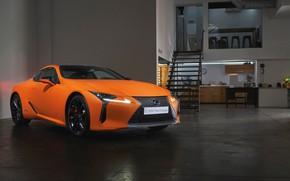 Picture Lexus, LC 500, 2019, LC 500h, Matte Prototype