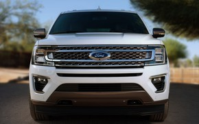 Picture Ford, before, SUV, Expedition, 2020