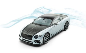 Picture Bentley, Continental, Mansory