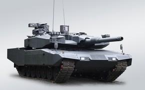 Picture tank, German Main Battle Tank, Leopard II, Revolution II