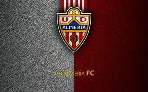 Picture wallpaper, sport, logo, football, La Liga, UD Almeria