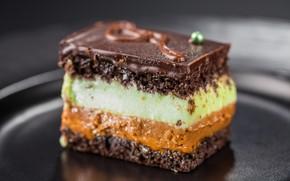 Picture cake, cream, dessert