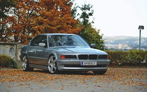 Picture BMW, 7-Series, E38